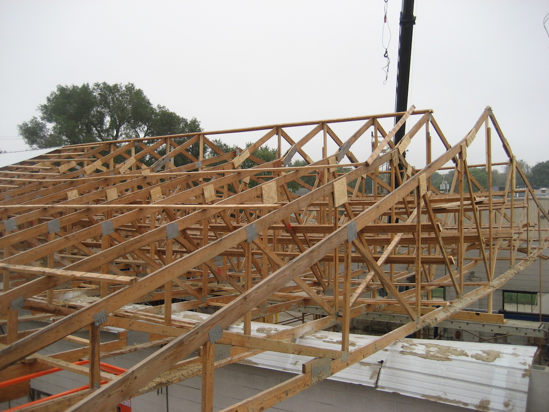 3 Old Trusses